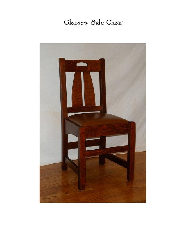 Glasgow side chair mike devlin furniture design - Dining room furniture glasgow ...