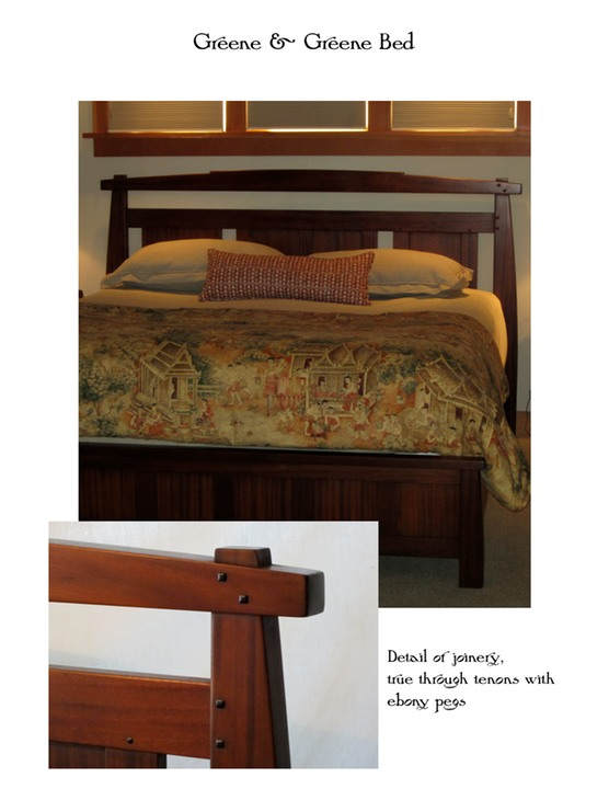 Make a drawer mitre 10 playhouse plans nz greene and for Free greene and greene furniture plans