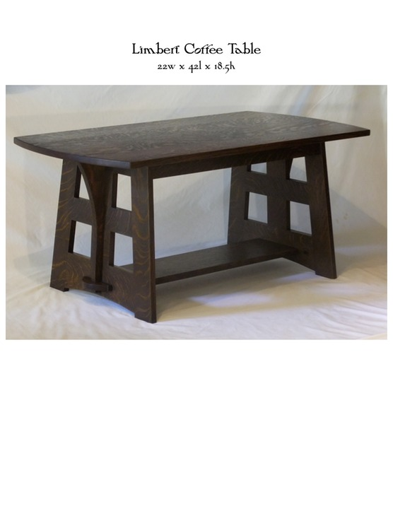 Excellent Limbert Coffee Table 556 x 720 · 47 kB · jpeg